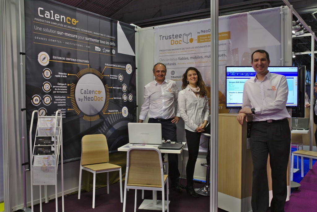 Documation TradeShow - Calenco Team